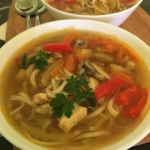 zupa chińska z...