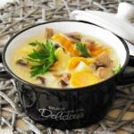 Zupa pieczarkowa -...