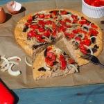 OMLET GRYCZANY A LA PIZZA...