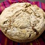 Chleb na zakwasie zytnim ...