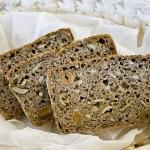 Chleb bardzo razowy ( na...
