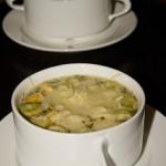 Na pierwszy ogień: Zupa...