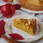 Ciasto dyniowe z jablkami...