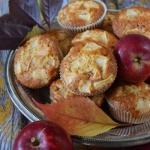 Muffinki jabłkowe z...