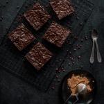 Brownie z fasoli adzuki