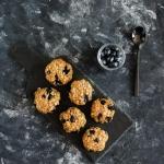 Weganskie ciasteczka owsi...