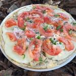 Wiosenny omlet graham