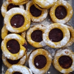 Ciasteczka z dżemową...