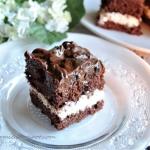 ciasto śliwka w...