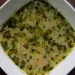 Wegetariańska zupa...