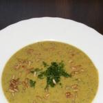 Zupa krem brokulowa (wega...