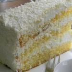 Tort kokosowy -...