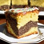 Ciasto z makiem - na...