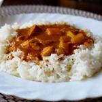Kurczak curry według...