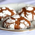 Czekoladowe ciasteczka...