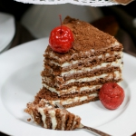 TORT SPARTAK (czekoladowo...