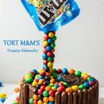 TORT 3D Z M&M S (zdjecia ...