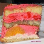 Różowy Tort HAVINKA