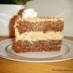 Tort Orzechowy mojej mamy