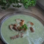 Prosta zupa brokułowa