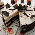 Tort czekoladowy na...
