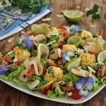 Salatka tajska z ryzem i ...