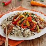 Ryz z warzywami po chinsk...
