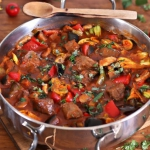 Gulasz curry z...