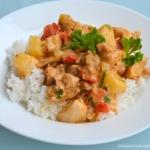 Pikantne curry z...