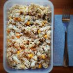 Tunczykowy lunchbox