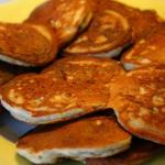 Gryczane pancakes z...