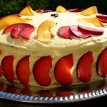 Urodzinowy tort Bruna