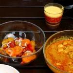 Indyjski obiad na...