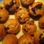 Muffiny z czekoladą...