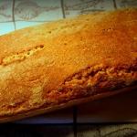 Chleb na zakwasie z lnem