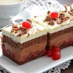 ciasto  Pawełek  z...