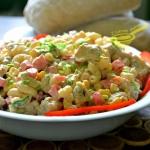 rewelacyjna salatka z kur...