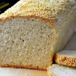 chleb pszenny z grysikiem