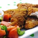 kurczak w krakersach