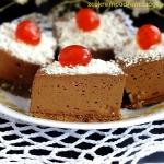 pianka czekoladowa