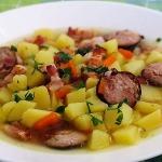 zupa ziemniaczana wyborna