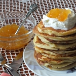 twarogowe pancakes