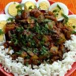 curry z pieczarek