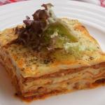Lazania - lasagne...