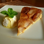 Tarta z jablkami