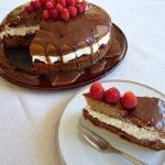 Ciasto czekoladowe z bita...