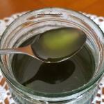Zielony miód spadziowy