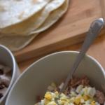 Faszerowane tortille:...