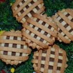Kruche babeczki apple pie