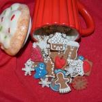 Pierniczki świąteczne,...